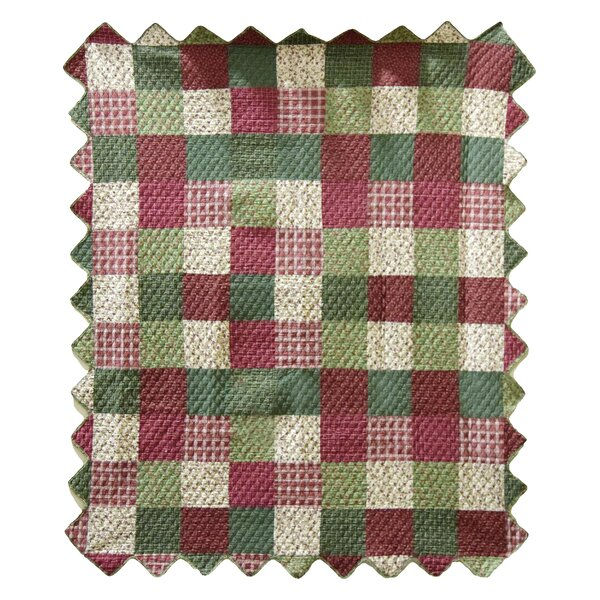 Cater 100% Cotton Throw by August Grove